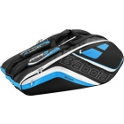 Babolat Team Racquet Holder x12 (Black/Blue) - Tennis Racquet Bags