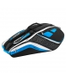 Babolat Team Racquet Holder x6 (Black/Blue) - Babolat Team Tennis Bags