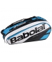 Babolat Pure Racquet Holder 12-Pack (Blue/White) - Babolat Tennis Bags