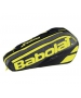 Babolat Pure Racquet Holder 6-Pack (Black/Fluoro Yellow) - Babolat Tennis Bags