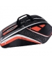 Babolat Team Racquet Holder x6 (Black/Fluoro Red) - Babolat Team Tennis Bags