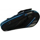 Babolat Team Expandable Racquet Holder (Blue) - 3 Racquet Tennis Bags