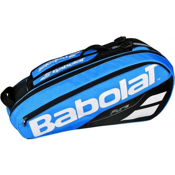 Babolat Pure Racquet Holder 6-Pack (Blue)