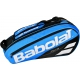 Babolat Pure Racquet Holder 6-Pack (Blue) - Red, White & Blue Tennis Bags