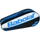 Babolat Club Line Racquet Holder x6 (Blue) - Red, White & Blue Tennis Bags