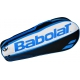 Babolat Club Line Racquet Holder x3 (Blue) - Red, White & Blue Tennis Bags