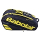 Babolat Pure Aero Racquet Holder x12 (Yellow/Black) - Shop Your Favorite Tennis Brands