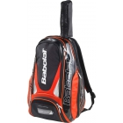 Babolat Pure Control Backpack (Black/Red) - Babolat