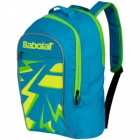 Babolat Club Backpack Junior (Blue/Yellow) - Kids Tennis Bags - Tennis Backpacks for Girls and Boys