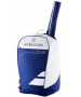 Babolat Wimbledon Club Tennis Backpack (White/Blue) - Babolat Club Tennis Bags