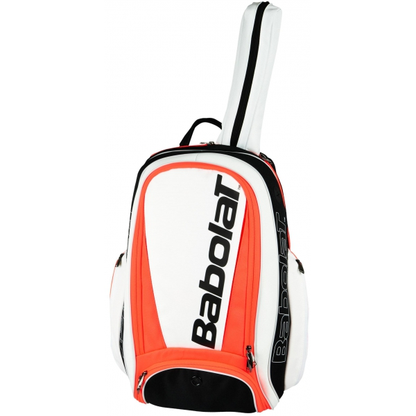 Babolat Pure Tennis Backpack (White/Red)