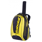 Babolat Pure Aero Tennis Backpack (Yellow/Black) - Babolat Pure Tennis Bags