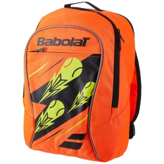 Babolat Club Junior Tennis Backpack (Orange/Black/Yellow)