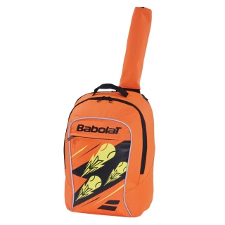 Babolat Club Junior Backpack (Orange/Black/Yellow)