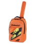 Babolat Club Junior Tennis Backpack (Orange/Black/Yellow) - Junior Tennis Bags & Backpacks
