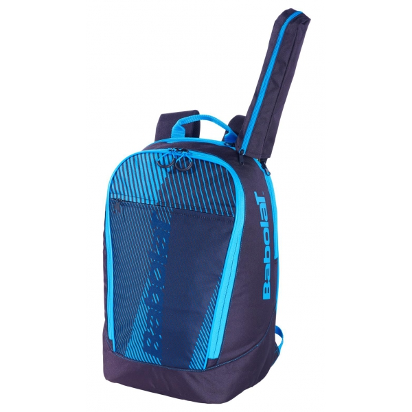 Babolat Classic Club Tennis Backpack (Black/Blue)