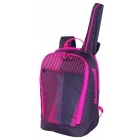 Babolat Classic Club Tennis Backpack (Black/Pink) - Junior Equipment Brands