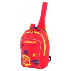 Babolat Junior Club Tennis Backpack (Fluorescent Red) -