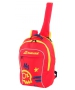 Babolat Junior Club Tennis Backpack (Fluorescent Red) - Junior 10 & Under Tennis Equipment for Kids