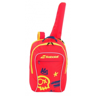 Babolat Junior Club Tennis Backpack (Fluorescent Red)
