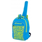 Babolat Junior Club Tennis Backpack (Blue/Acid Green) -