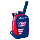 Babolat USA Club Classic Tennis Backpack (Red, White & Blue) - Babolat Tennis Bags