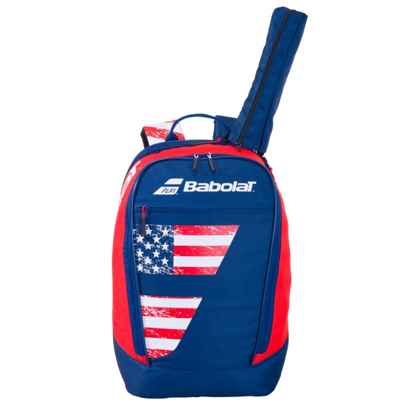 Babolat USA Club Classic Tennis Backpack (Red, White & Blue)
