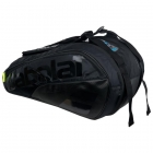 Babolat Pure LTD Racquet Holder x6 (Black) - Babolat Pure Tennis Bags