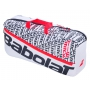 Babolat Pure Strike 3rd Gen Tennis Duffel Bag (White/Red)