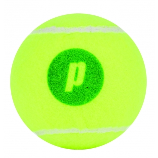 Prince Stage 1 Dot Training Tennis Balls (3 pk)