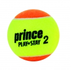 Prince Stage 2 Two Tone Training Tennis Balls (12 pk) - Training by Sport