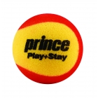 Prince Play+Stay Stage 3 Balls (75% Reduced Speed Foam) 3 Pk - Accessory Showcase
