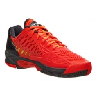 Yonex Men's Power Cushion Eclipsion Tennis Shoe (Red) - Yonex Tennis Shoes