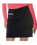 BloqUV Womens Golf Skirt with Built in Compression Shorts (Black) - Shop the Best Selection of Tennis Apparel