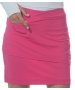 BloqUV Women's Golf Skirt with Built in Compression Shorts (Passion Pink) - Shop the Best Selection of Tennis Apparel