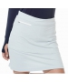 BloqUV Women's Golf Skirt with Built in Compression Shorts (Soft Gray) - Shop the Best Selection of Tennis Apparel