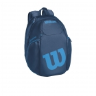 Wilson Ultra Tennis Backpack (Blue/Blue) - Wilson Ultra Vancouver Tennis Bag Collection