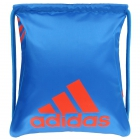 adidas Burst Sackpack (Shock Blue/Bold Orange) - Adidas Tennis Bags