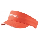 Head Woman's Visor (Coral) - HEAD Hats, Caps, and Visors