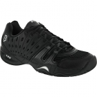 Prince Men's T22 Shoes (Black/Silver) - Prince T-22 Series Tennis Shoes