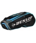 Dunlop Performance 8 Racquet Tennis Bag (Black/Blue) - Dunlop