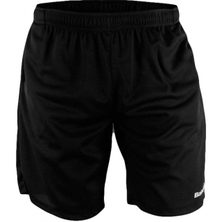 Babolat Men's Logo Microfiber Short (Black)