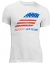 Babolat Men's No Guts No Glory SS T-Shirt (White) - Babolat Men's Apparel Tennis Apparel