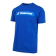Babolat Men's Italy Country Tee (Royal Blue) - Men's Tops