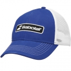 Babolat Men's Trucker Hat (Royal Blue) - Babolat Tennis Hats, Caps, and Visors