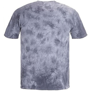 911126-U17 Babolat Men's Pickle Crew Neck T-Shirt (Crystal Tie Dye)