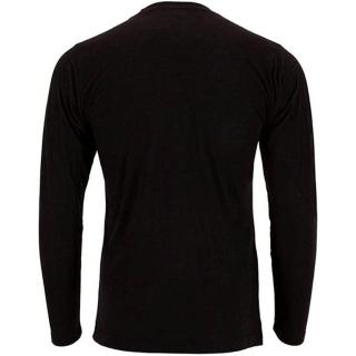 911128-U08 Babolat Men's Long Sleeve Crew Neck Pickleball T-Shirt (Logo)
