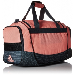 Adidas Defender II Small Duffel Bag (Sun Glow Freerun Deepest Space ... 5fc41b9900874
