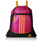 adidas Alliance II Sackpack (Shock Pink/Solar Gold) - Adidas Tennis Bags
