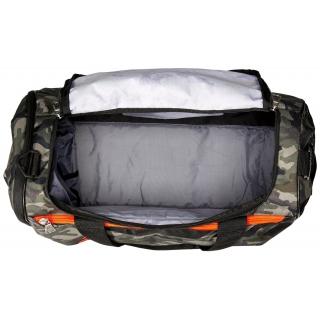 1c1f67948f7 Adidas Team Issue Small Duffel Bag (Cab Camo Bold Orange) - Do It Tennis
